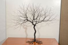 1stdibs.com | Contemporary Medium Wire Tree Sculpture by Pablo Avilla