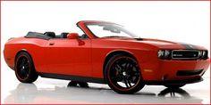 2016 Dodge Challenger Convertible