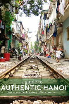 A guide to some beautiful more authentic things to do in Hanoi, Vietnam!  These were the reasons why we fell in love with this incredible city!  Read more on our blog wanderluststorytellers.com.au