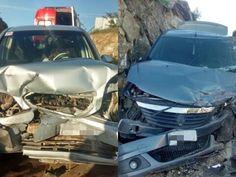 DE OLHO 24HORAS: Acidente deixa nove pessoas feridas na BR-424 em V...