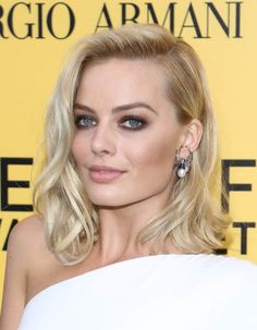 Margot Robbie: Our latest and greatest Australian acting export, Margot Robbie, oozed sex appeal at the premiere.