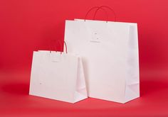 Marks & Bleed Fine Packaging - Anthropologie Shoping Bags 2014