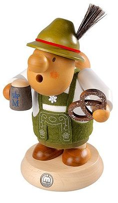 Mueller Pretzel Beer Bavarian Smoker German, Height 16 cm / 6 inch, Made in Germany Wooden Decor, Wooden Crafts, Christmas Trends, Christmas Crafts, German Christmas Pyramid, Christmas In Germany, Red Candles, Nutcracker Christmas, Xmas Decorations