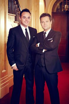 ant and dec | Tumblr