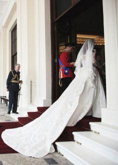 Royal wedding photos, William & Catherine