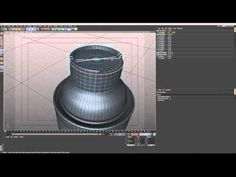 Basic 3D Modeling In Cinema 4D For Beginners — Cinema 4D Tutorials and After Effects Tutorials