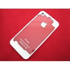 Transparent Back for iPhone 4S