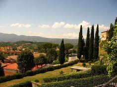 Duane & Kathryn Dorshimer in Chiusi Tuscany
