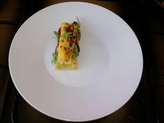 Pommes  de  terre  et  ricotta ,cannoli ,lègumes , une  preparation de  base .Gino D'Aquino