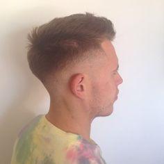 Men's Hair - #fades #menshair #barber #barbering #barberlife  #mensfashion - by Ryan Bartlett Hair