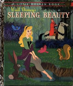 I had these Disney books for my daughter I Love Books, My Books, Story Books, Little Golden Books, Vintage Children's Books, Children's Book Illustration, Vintage Disney, Conte, Childhood Memories