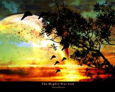 The Mighty War God by Justin Harner