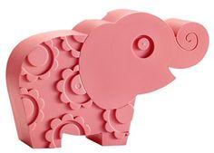 uiterst leuke 'olifant' lunchbox Blafre | kinderen-shop Kleine Zebra