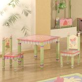 Found it at Wayfair - Magic Garden Kids' 3 Piece Table and Chair Set