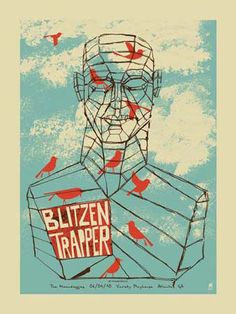 Blitzen Trapper - Truth Gig Poster