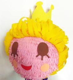 Playmobil birthday party: Piñata Princess