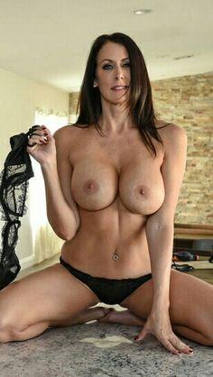 Frau reif nackt