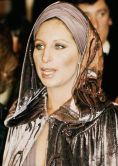 The Best of Babs: The Original Red Carpet and Front Row Risk-Taker Photos | W Magazine