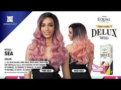 Freetress EQUAL Premium Delux Wig