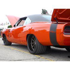 "Mostly Mopar Muscle — forgeline:   Moe's 1969 ""Mayhem"" Charger was built..."
