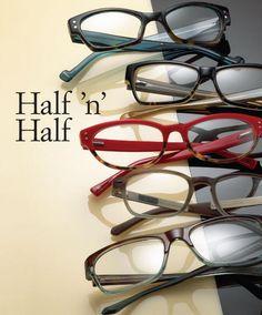 823513b84e Tortoise meets color for this season s UNIQUE eyewear style.