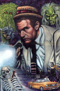 Kolchak The Night Stalker by peterpulp.deviantart.com on @deviantART