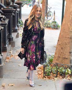 SJP knows best: legwear is making a huge fashion statement this season