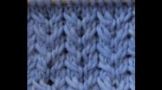 Spine Stitch - YouTube iknitwithcatfur