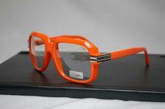 4b830d94668 New Rare Vintage   Retro Cazal Orange Frame Glasses