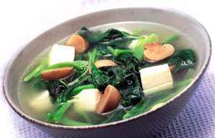gombás spenótleves (Forrás: foodmes.com)  J.D Salinger's favorite - spinach soup