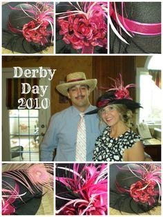 Making A Derby Hat
