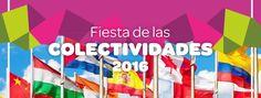 1° Octubre Gualeguay - Fiesta Colectividades 2016 | Region Litoral