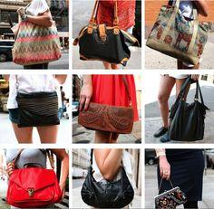 Fashion Memos: You and Your HandBag