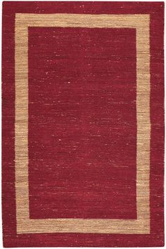 Boundary Chenille Area Rug   Natural Fiber Rugs   Transitional Rugs   Rugs  | HomeDecorators.