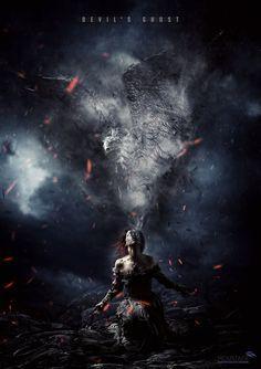 Devil's Ghost ! by DARSHSASALOVE on DeviantArt