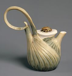 Léon Kann; Sèvres Manufactory: Coffee service (1988.287.1a,b) | Heilbrunn Timeline of Art History | The Metropolitan Museum of Art