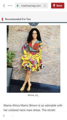 114367371ec6d African Fashion Dresses, African Attire, African Dress, African Design,  African Style,