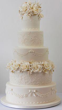 #laceweddingcakes #weddingcakes