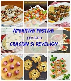 Romanian Food, Christmas Appetizers, Christmas Cooking, Food Gifts, Soul Food, Appetizer Recipes, Carne, Food To Make, Catering