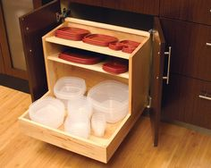 storage container drawer....Kitchen Storage Design, Pictures, Remodel, Decor and Ideas - page 13