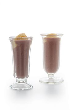 In the south Indian city of Hyderabad, the most popular lassi is made with Rooh Afza, a rose-scented syrup made with botanicals and sugar. Indian Dessert Recipes, Indian Sweets, Indian Recipes, Creamy Rice Pudding, Lassi Recipes, Drink Recipes, Indian Drinks, Coconut Drinks, Mango Lassi