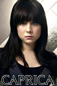 Zoe Graystone - Alessandra Torresani #Caprica