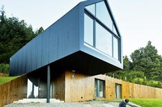 This stunning Argentinian house is buried under a sacred Patagonian site | Inhabitat - Sustainable Design Innovation, Eco Architecture, Green Building