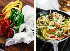 Chicken fajitas are an easy and flavorful weeknight meal. A classic Mexican recipe, juicy chicken is seasoned, seared and cooked to perfection, then tossed with sauteed bell peppers and onions. Easy Chicken Fajita Recipe, Chicken Fajitas Seasoning, Best Fajita Recipe, Easy Chicken Fajitas, Homemade Fajita Seasoning, Chicken Meal Prep, Grilled Chicken Recipes, Mexican Food Recipes, Whole Food Recipes