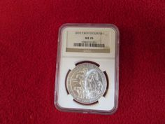 2010 P Boy Scouts of America Commemorative Silver Coin $1 NGC MS 70 MS70 pcgs