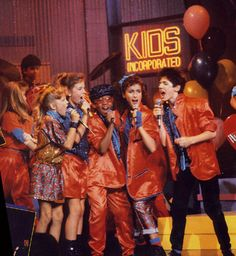 Kids Incorporated. My cousins & I would watch this at grandma's house every  day after