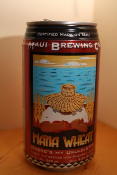 Maui Brewing - Mana Wheat    Awesome