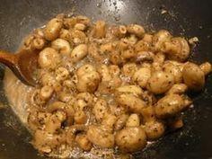 Weihnachtsmarkt Champignons Rezept - Rezepte kochen - kochbar.de - mobil: