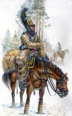 La Pintura y la Guerra. Sursumkorda in memoriam Military Art, Military History, First French Empire, War Of 1812, Napoleonic Wars, European History, Elmo, Warfare, Horses