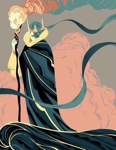 Illustration - Chan Chau